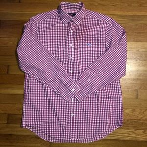 Vineyard Vines Long Sleeved Button Up
